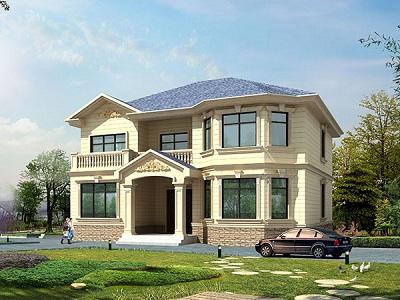 乡村自建房屋
